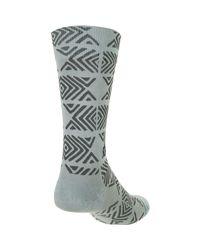 Stance Gray Fait Sock for men