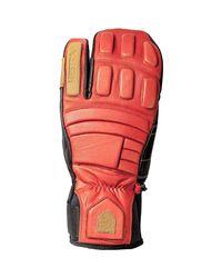 Hestra - Red Morrison Pro Model 3-finger Glove for Men - Lyst