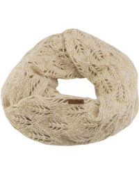 Coal - Natural Madison Scarf - Lyst