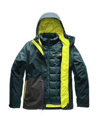 The North Face Multicolor Altier Down Triclimate Hooded Jacket for men