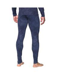 Under Armour Blue Coldgear Infrared Evo Legging for men