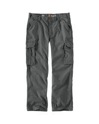 Carhartt Gray Force Tappen Cargo Pant for men