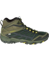 Merrell - Green Moab Fst Ice Plus Thermo Hiking Boot for Men - Lyst