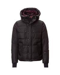 Moncler Black Rodenberg Giubbotto Jacket for men