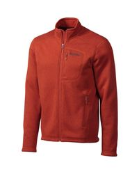 Marmot | Red Drop Line Fleece Jacket for Men | Lyst