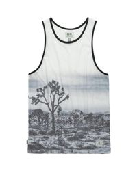 Hippy Tree   White Mojave Tank Top for Men   Lyst