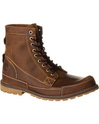 Timberland - Brown Earthkeepers Rugged Originals Leather 6in Boot for Men - Lyst
