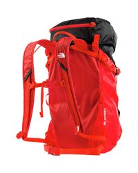 The North Face Red Verto 18l Backpack for men