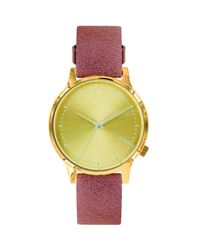 Komono Metallic Estelle Classic Watch