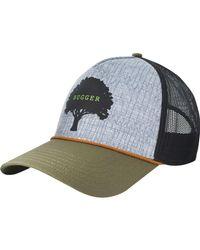 Prana Multicolor Journeyman Trucker Hat for men