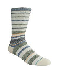 Stance Natural Castro Sock for men