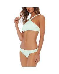 L*Space Multicolor Serina Bikini Top