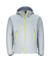 Marmot Gray Astrum Jacket for men