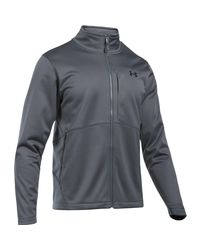 Under Armour Gray Coldgear Infrared Softershell Jacket for men