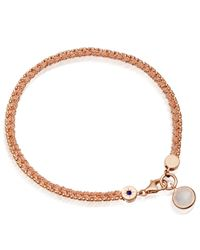 Astley Clarke | Planet Of Dreams Friendship Bracelet, Women's, Pink | Lyst