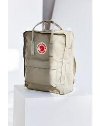 Fjallraven | Gray Kanken Backpack for Men | Lyst