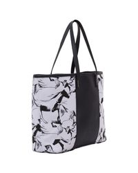 French Connection Black Shopper Bag