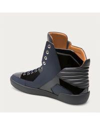 Bally - Black Etman Men ́s Leather Sneaker In Dark Grey for Men - Lyst