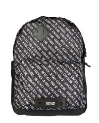 Versace Jeans Multicolor Backpack With Logo for men