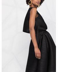 Pleats Please Issey Miyake Dresses Black