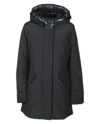 Woolrich Black Coats