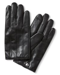 Banana Republic | Black Factory Driving Gloves | Lyst