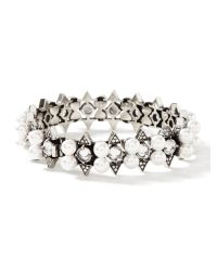 Banana Republic | Metallic Classic Rebel Line Bracelet | Lyst