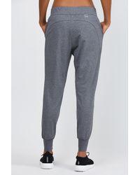 LNDR - Gray Jogger Pants - Lyst