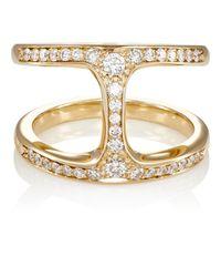 Hoorsenbuhs   Metallic Dame Phantom Ring   Lyst