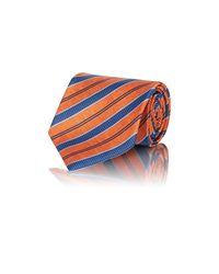 Brioni - Multicolor Striped Silk Necktie for Men - Lyst