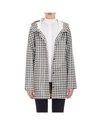 Stutterheim - White Women's Stockholm Raincoat - Lyst