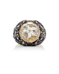 Sevan Biçakci - Multicolor Starfish Intaglio Ring Size Na - Lyst