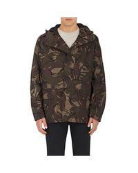 Belstaff - Multicolor Camouflage Tech for Men - Lyst