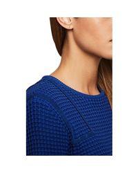 Bianca Pratt - White v Stud Earring - Lyst