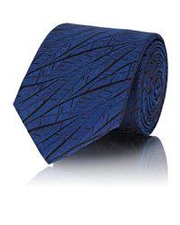 Lanvin - Blue Leaf for Men - Lyst