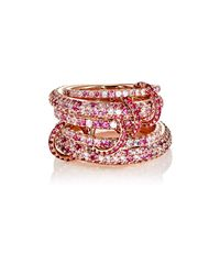 Spinelli Kilcollin - Pink Delphinus Ring - Lyst