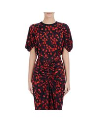 Givenchy Red Floral Tech