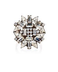 DANNIJO | Metallic Colt Ring | Lyst
