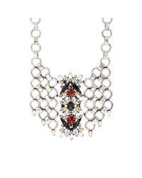 DANNIJO | Multicolor Alessio Collar Necklace | Lyst