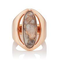 Pamela Love | Metallic Monte Ring | Lyst