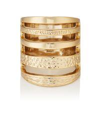 Pamela Love Metallic Cage Ring