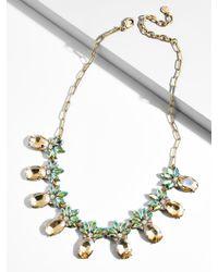 BaubleBar - Multicolor Piña Statement Necklace - Lyst