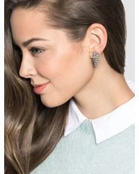 BaubleBar | Green Gem Waterfall Drops | Lyst