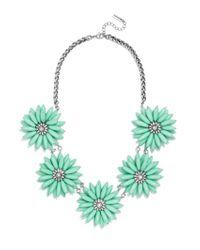 BaubleBar - Metallic Poppy Collar - Lyst
