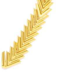 BaubleBar - Metallic Poisson Collar - Lyst