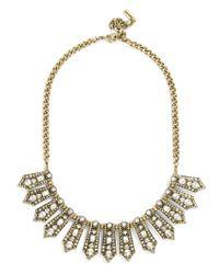 BaubleBar - Metallic Genevieve Collar - Lyst