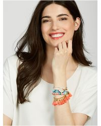 BaubleBar Multicolor Cancãºn Bracelet Quad