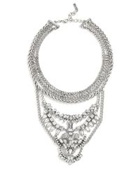 BaubleBar | Metallic Morgause Warrior Bib | Lyst