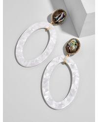 BaubleBar - Multicolor Trisha Hoop Earrings - Lyst