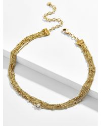 BaubleBar - Multicolor Dominique Choker Necklace - Lyst